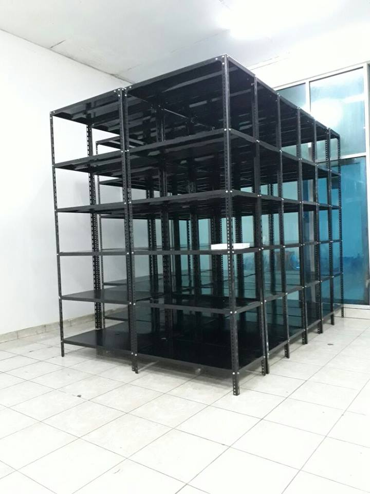 Grosir Rak Besi Siku Lubang Murah Jakarta2
